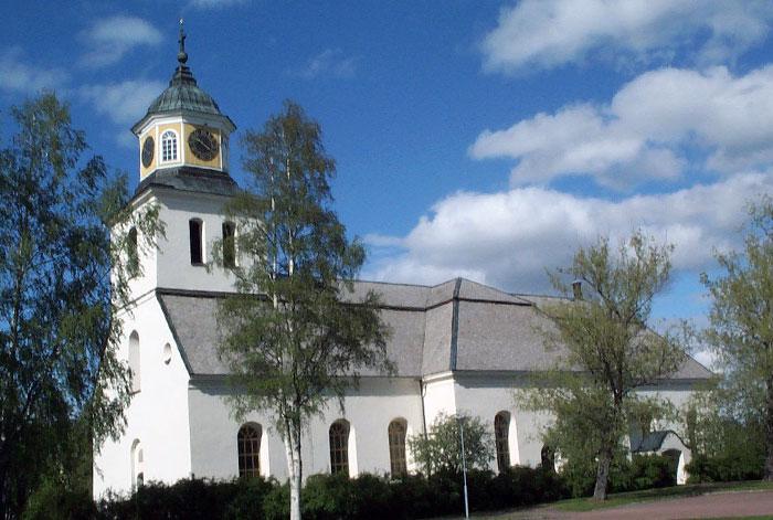 Sollerö kyrka: Gudstjänst