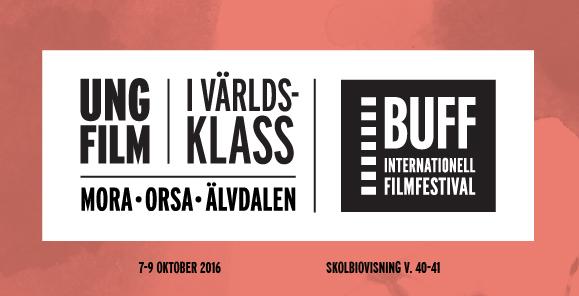 BUFF - Barn-och ungdomsfilmsfestival i Mora, Orsa & Älvdalen
