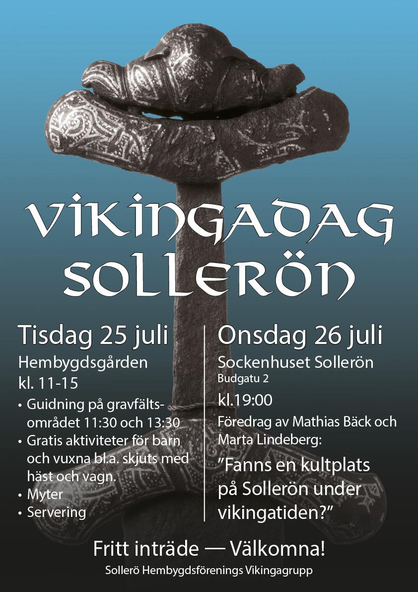 Sollerö Hembygdsgård: Vikingadag @ Hembygdsgården | Dalarnas län | Sverige