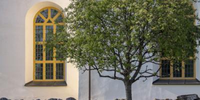 Gudstjänst i Sollerö kyrka